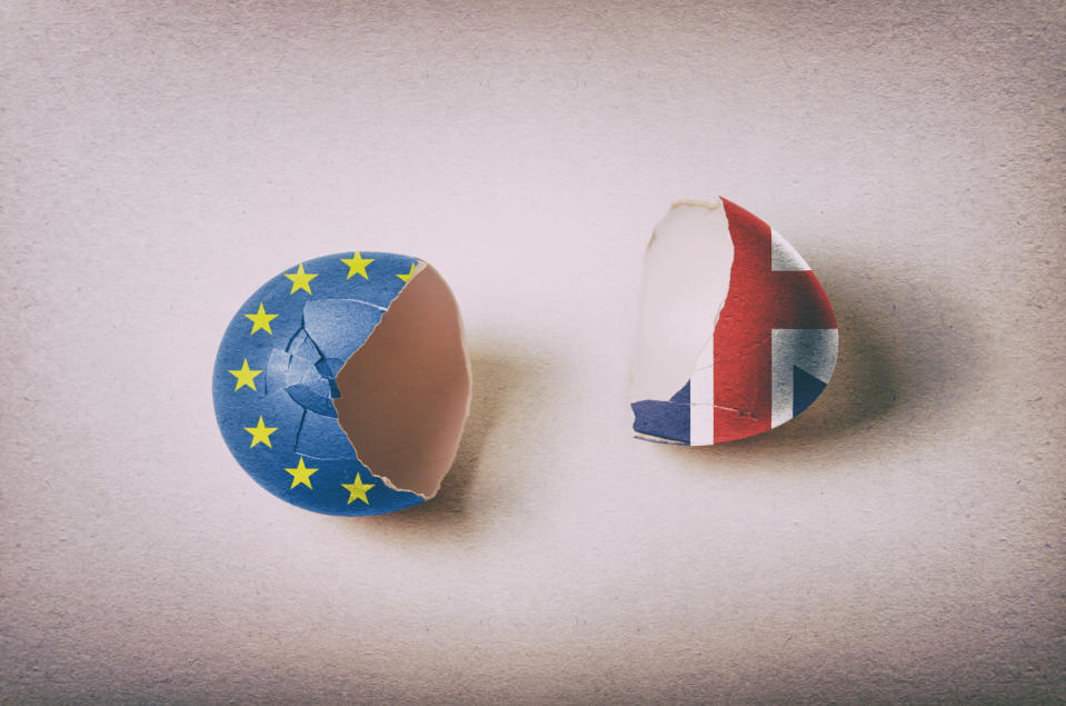 Brexit anxiety is real – and many Brits are struggling to cope with it. [Photo: Getty]