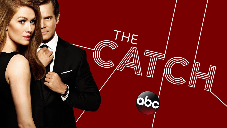 'The Catch'. (Credit: ABC/Disney)