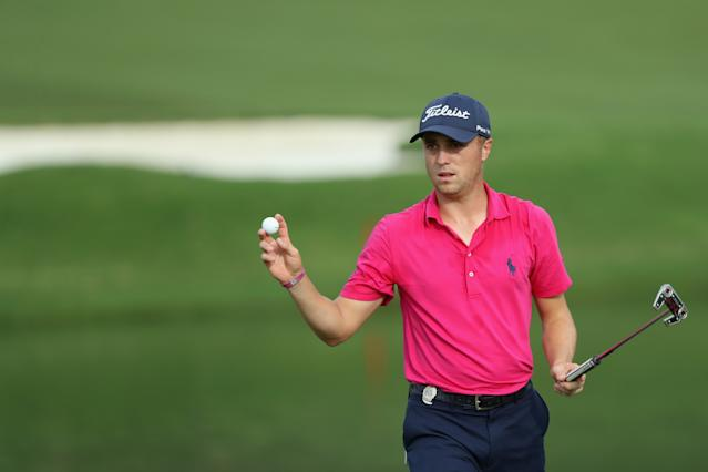 """<h1 class=""""title"""">PGA Championship - Final Round</h1> <div class=""""caption""""> (Photo by Sam Greenwood/Getty Images) </div> <cite class=""""credit"""">Sam Greenwood</cite>"""