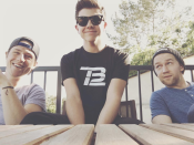 "<p>Back in 2016, the internet freaked out when fans learned Jason Dolley, Bradley Steven Perry, and Shane Harper were <a href=""https://www.seventeen.com/celebrity/movies-tv/news/a39265/omg-the-good-luck-charlie-guys-are-reuniting-for-a-new-project/"" rel=""nofollow noopener"" target=""_blank"" data-ylk=""slk:collaborating on something"" class=""link rapid-noclick-resp"">collaborating on something</a>.</p><p>Jason <a href=""https://www.instagram.com/p/BDZWE-UvlKK/"" rel=""nofollow noopener"" target=""_blank"" data-ylk=""slk:'grammed a pic"" class=""link rapid-noclick-resp"">'grammed a pic</a> of the boys and captioned it, ""H A R D L Y W O R K I N G."" When <em>Twist</em> magazine wondered about the situation on Twitter, <a href=""https://twitter.com/jason_s_dolley/status/714176551797940224"" rel=""nofollow noopener"" target=""_blank"" data-ylk=""slk:Jason confirmed"" class=""link rapid-noclick-resp"">Jason confirmed</a> they were working on a new project. But whatever it is seems to still remain a mystery.</p>"