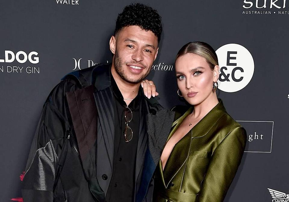 Alex Oxlade-Chamberlain, Perrie Edwards