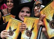 Germany has long been fascinated with sorcery but the current boom is partly down to Harry Potter mania (AFP Photo/ARUN SANKAR)