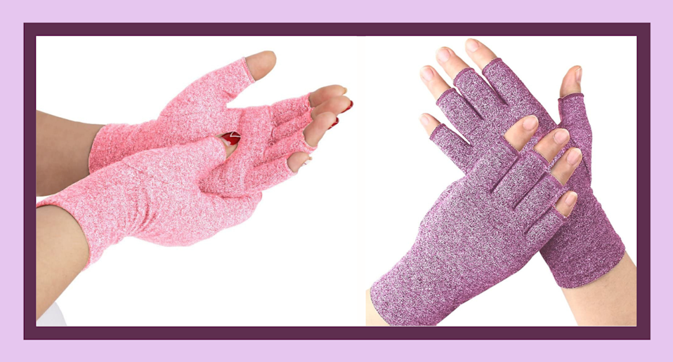 These affordable compression gloves are a hit among Amazon Canada shoppers.