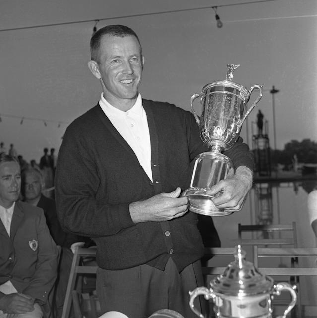 Gene Littler, a U.S. Open champion and member of World Golf Hall of Fame, has died
