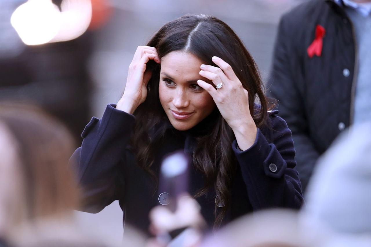 "<p>Speaking to <a href=""http://www.shape.com/celebrities/videos/diet-and-fitness-secrets-suits-meghan-markle"" target=""_blank"">Shape</a> years before becoming a royal, Meghan explained that she gets a lot more from running than just the fitness side of it. 'I love running but i think you have to find a work out routine that really speaks to you beyond trying to get goals for your body. For me, running, I need it as much for my head and to clear my head as I d for keeping in shape.'</p>"