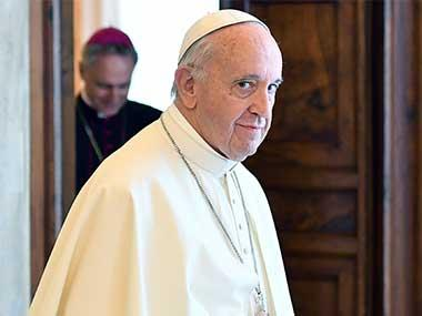 After apologising to victims of priestly sex abuse and then accusing them of slander in Chile, Pope Francis arrives in Peru