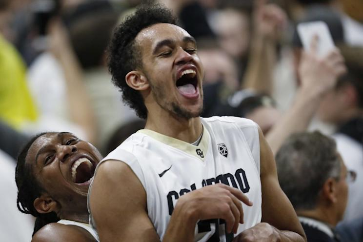 575d719a67f4 How Colorado s Derrick White went from unrecruited to unlikely NBA prospect