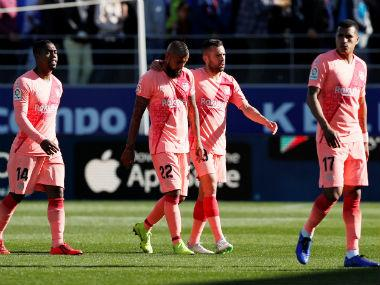LaLiga: Lionel Messi-less Barcelona held by stoic Huesca; second-placed Atletico Madrid brush aside Celta Vigo