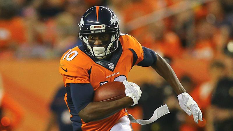 49ers acquire Emmanuel Sanders from Broncos