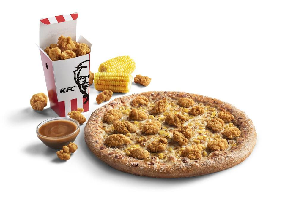 Photo credit: Pizza Hut/KFC