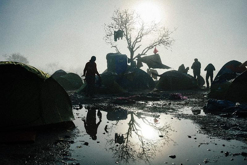 More than 60 million people have been displaced by global conflicts, such as the bitter civil war in Syria (AFP Photo/Dimitar Dilkoff)