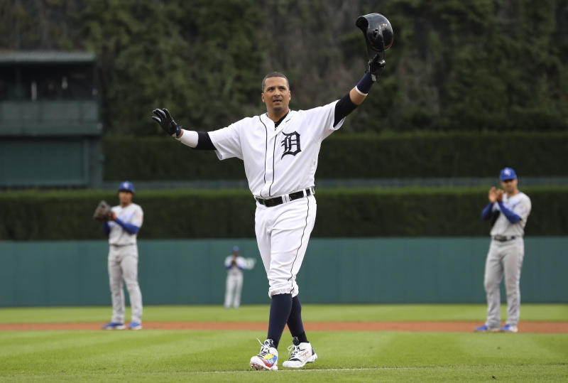 Victor Martinez to Play His Final MLB Game on Saturday
