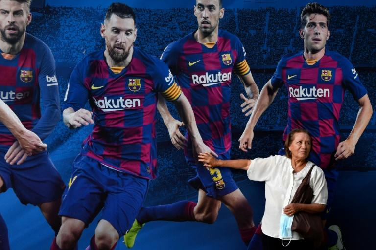 Recovery with resentful Messi brings new complications for Barca