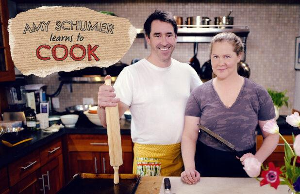Food Network Orders Up More Episodes of Amy Schumer's Quarantine Cooking Show