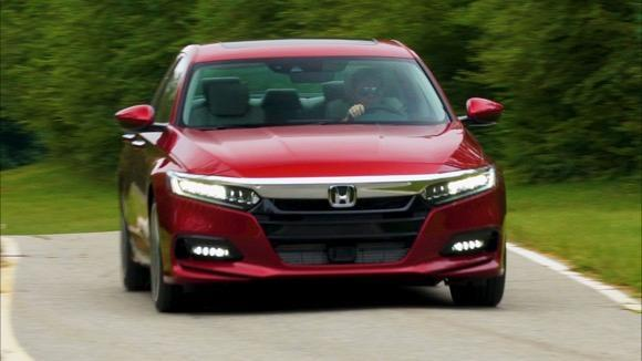Talking Cars Gets Into The 2018 Honda Accord And Hot October New Car Deals