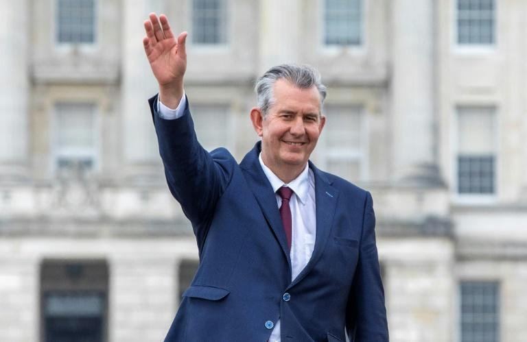 Brexit hardliner Edwin Poots has taken over as leader of the Democratic Unionist Party