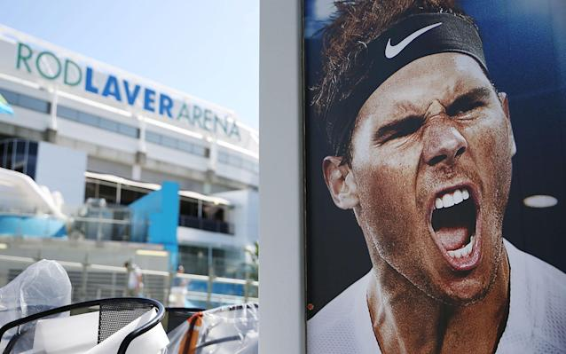 Rod Laver Arena is gearing up for another fortnight of drama in Melbourne - Getty Images AsiaPac