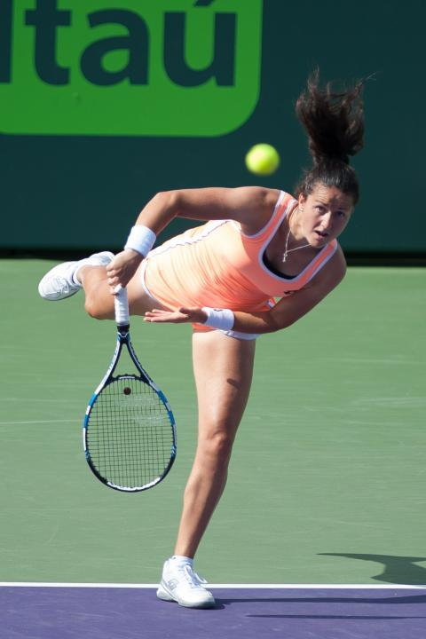 Tennis, Miami Open a Key Biscayne