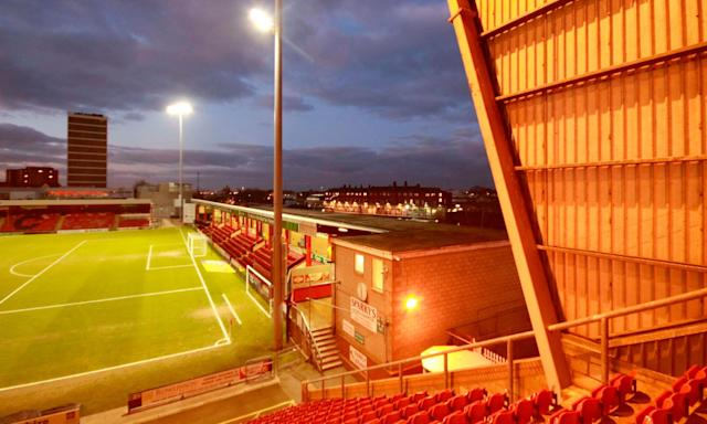 Crewe Alexandra said it would not 'duplicate the thorough inquiries' carried out by the police.