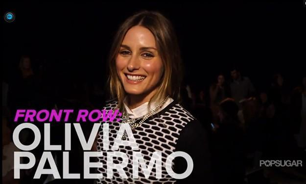 The one trend Olivia Palermo wishes would go away