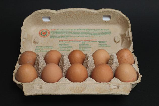 Ten eggs ready for action (Sean Gallup/Getty Images)
