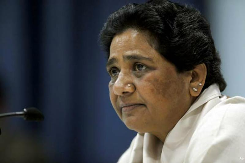 Congress Should Send Buses to Punjab to Transport Migrants Home Instead of UP: Mayawati