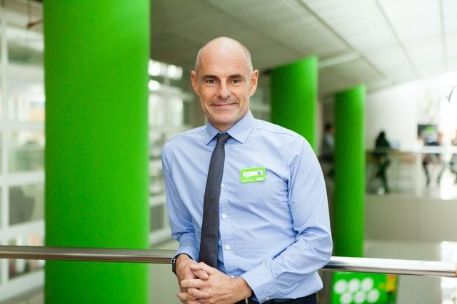Asda chief executive Roger Burnley