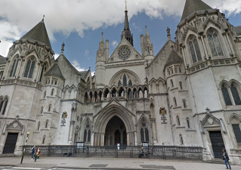 Their case was heard at the High Court. (Google)