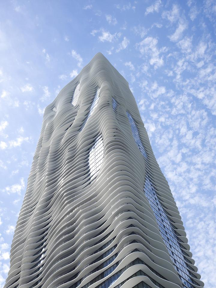American architect and MacArthur Fellow Jeanne Gang is one of the most exciting architects in the world today. As the founding principal of Studio Gang, she has literally raised the ceiling of what it means to be a female architect. That fact was evident when she designed the Aqua Tower (pictured), a 859-foot tall skyscraper that was the third tallest building in the world to have a woman as lead architect.