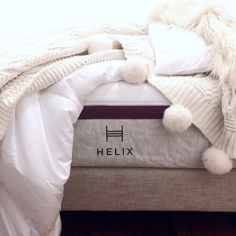 This Bed In A Box Mattress Gave Me The Best Beauty Sleep