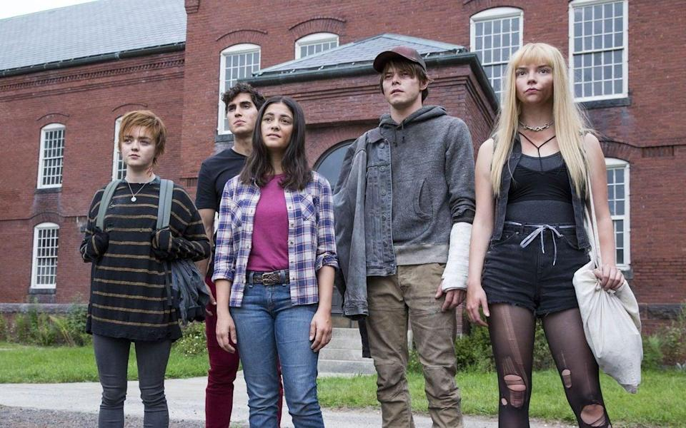 Cursed? The New Mutants cast