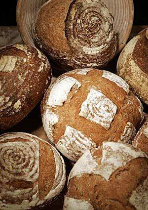 "Pictures of sourdough bread seem like a healthy denial of helplessness. <span class=""copyright"">(Stephen Osman / Los Angeles Times)</span>"