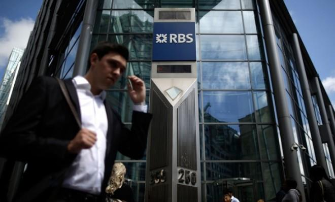 The Royal Bank of Scotland will pay $612 million to British and U.S. authorities.