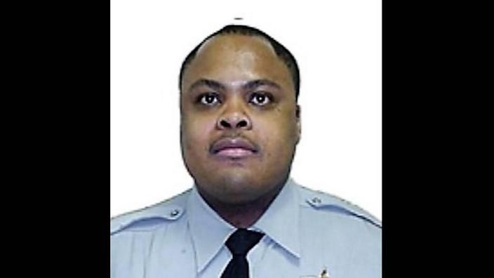 Wake County Sheriff's Sgt. Ronald Waller was shot while serving an eviction notice in Raleigh.