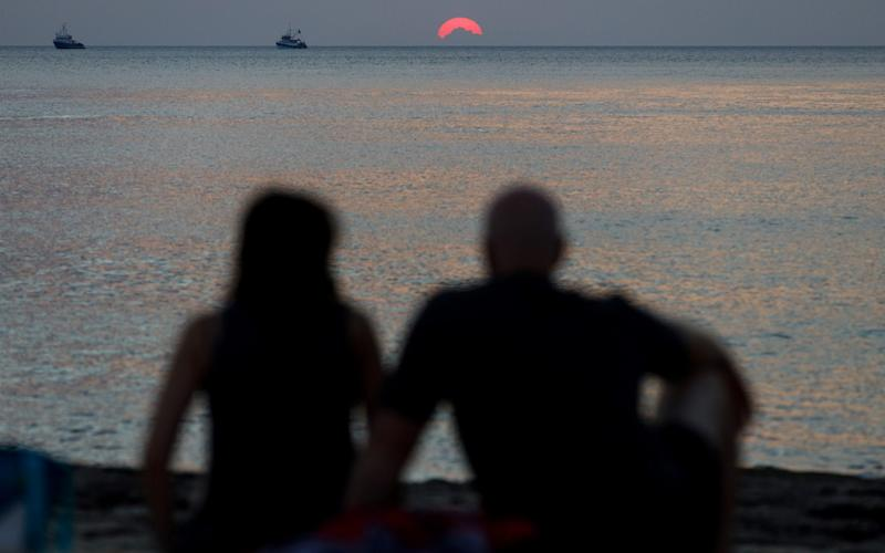 Couples are using Croatia as a place to meet - REUTERS/Antonio Bronic