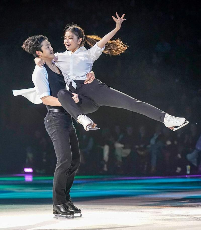 Alex and Maia Shibutani | Ed Rode/Getty Images