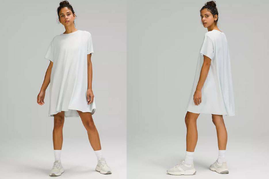 The All Yours Tee Dress is just one of Lululemon's latest markdowns. Shop our top picks below.