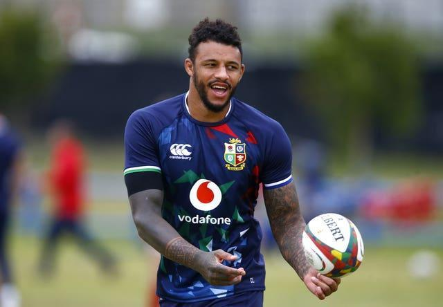 Courtney Lawes was magnificent in the Lions series against South Africa
