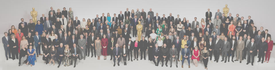 92nd Oscars nominees at the Oscar Nominee Luncheon held at the Ray Dolby Ballroom, Monday, January 27, 2020. The 92nd Oscars will air on Sunday, February 9, 2020 live on ABC. (Photo: Todd Wawrychuk / ©A.M.P.A.S.)