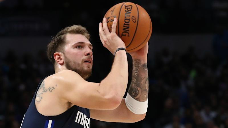 Doncic triple-double inspires humiliation of Warriors, Kawhi & Leonard play together
