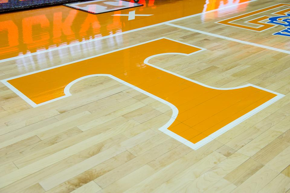 Tennessee basketball logo