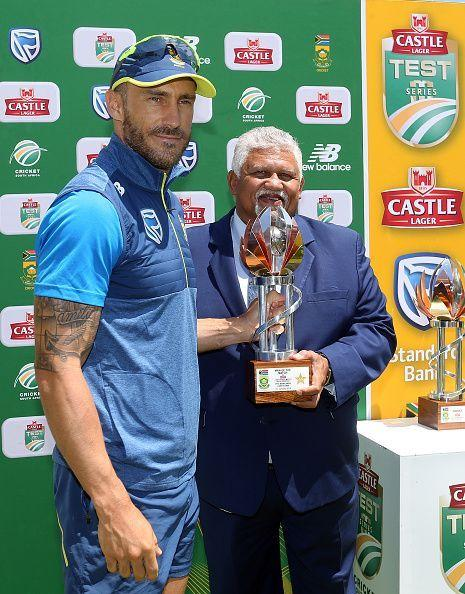 South Africa v Pakistan - FAF with the