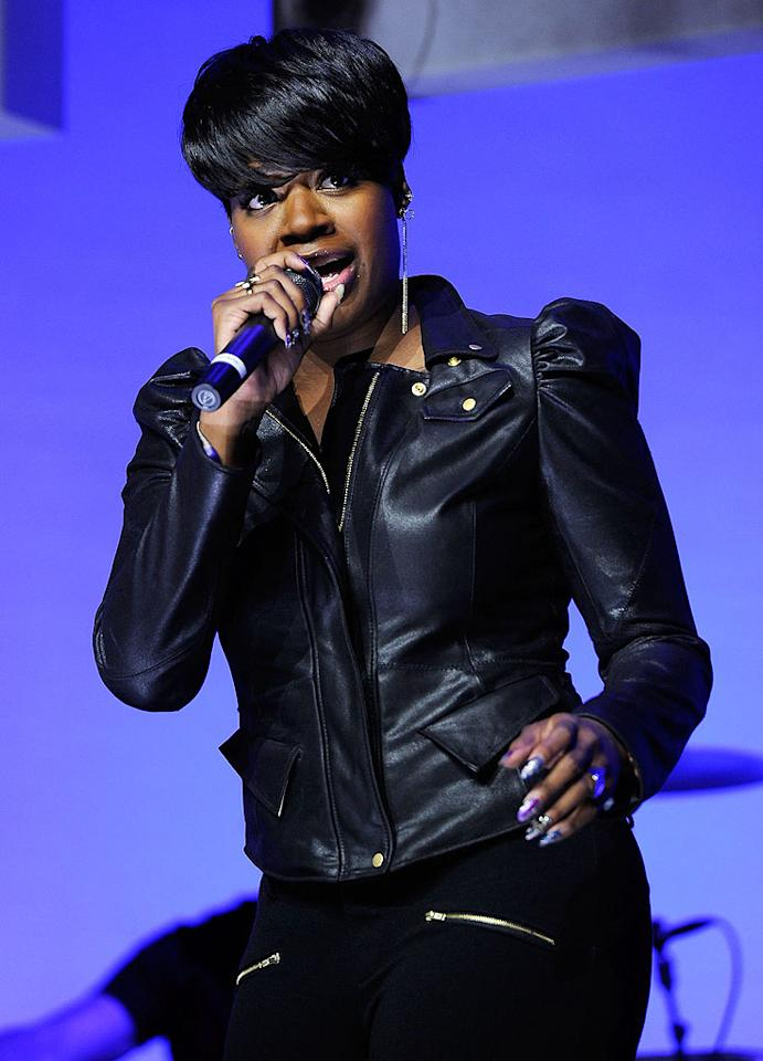 """Fantasia For Real"" was also renewed. The season 3 ""American Idol"" champ performed onstage during the event. Larry Busacca/<a href=""http://www.gettyimages.com/"" target=""new"">GettyImages.com</a> - April 20, 2010"