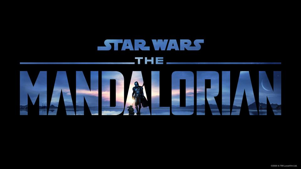 Key art for the second season of Star Wars spin-off The Mandalorian. (Disney+)