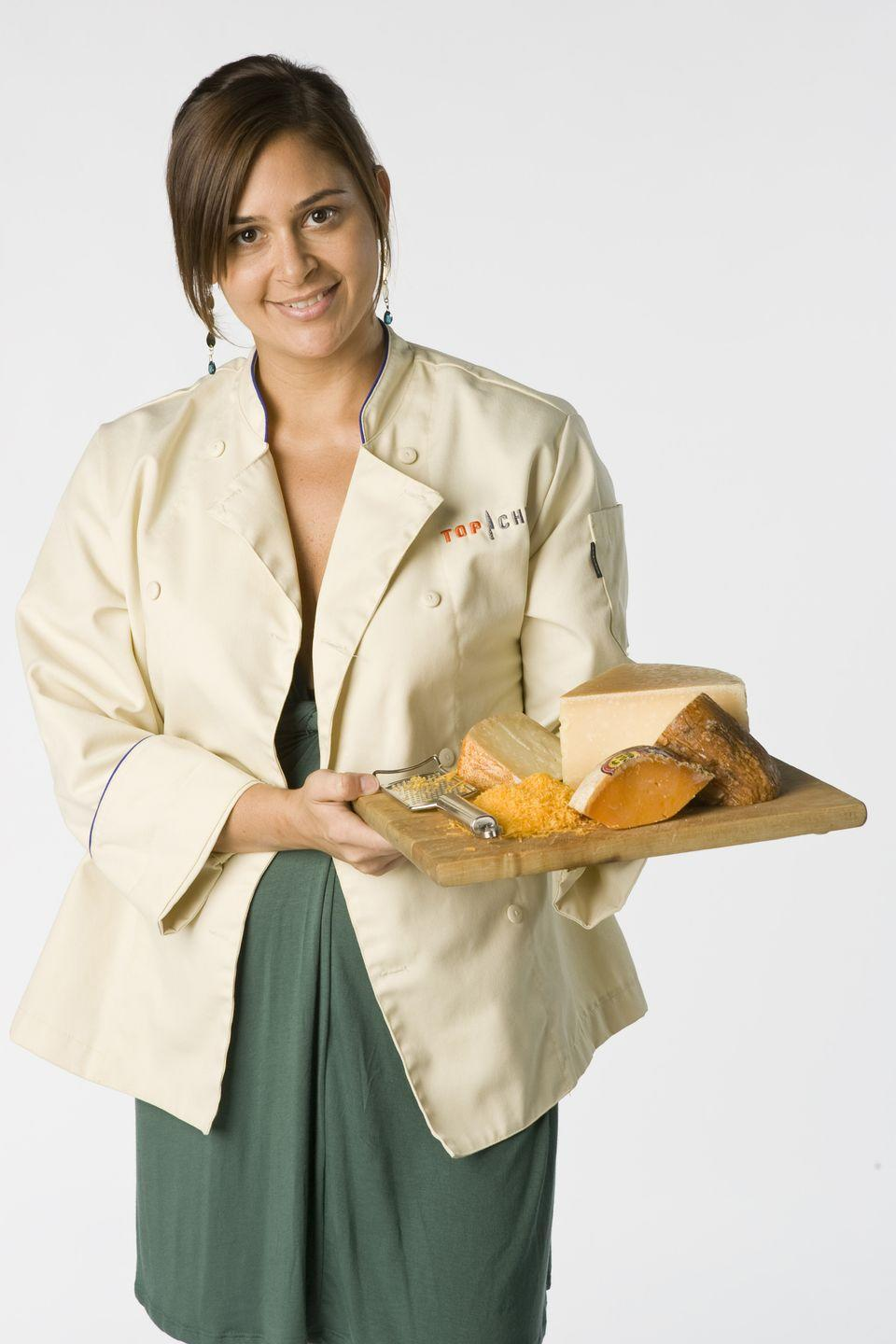 <p>After attending the French Culinary Institute in New York City, Antonia Lofaso worked in several restaurants, including the Los Angeles-based Spago. She entered the <em>Top Chef </em>competition in season four, where she earned fourth place. She later competed in the all-star competition, where she came in third. </p>