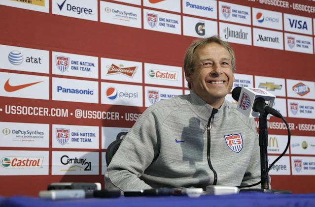 Klinsmann opts for youth on World Cup roster