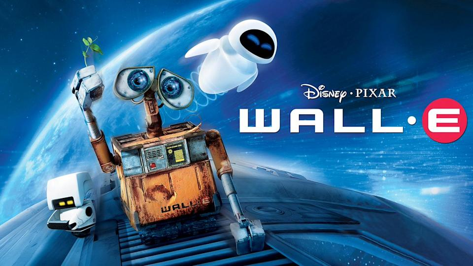 Wall-E and Syria (Photo: Disney +)