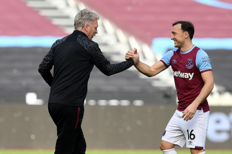 Moyesiah: David Moyes has led West Ham from battling for survival to the Premier League's top four