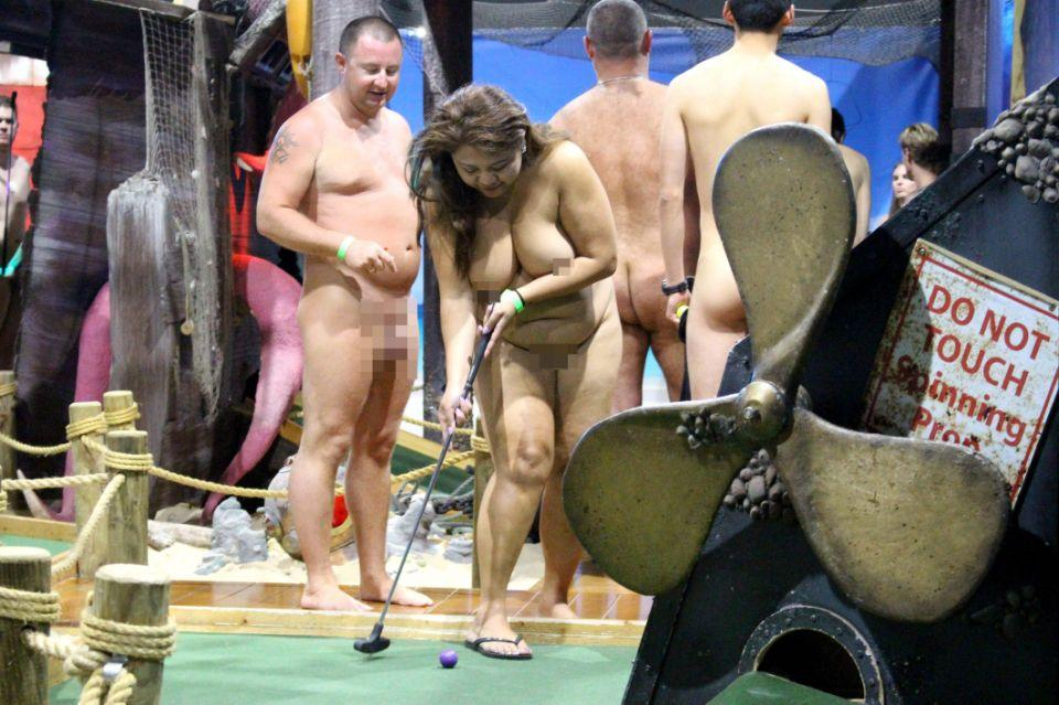 Nudism The most
