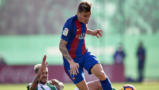 <p>Digne's time at Barcelona has not been a success and the Frenchman appears to be far down the pecking order.</p> <br><p>Nevertheless, the Frenchman is a talented left-back capable of contributing heavily in attack and blessed with a passing style tailor-made for Arsenal. His tackling can leave a lot to be desired but at just 23-years-old, he could be worth investing in.</p>